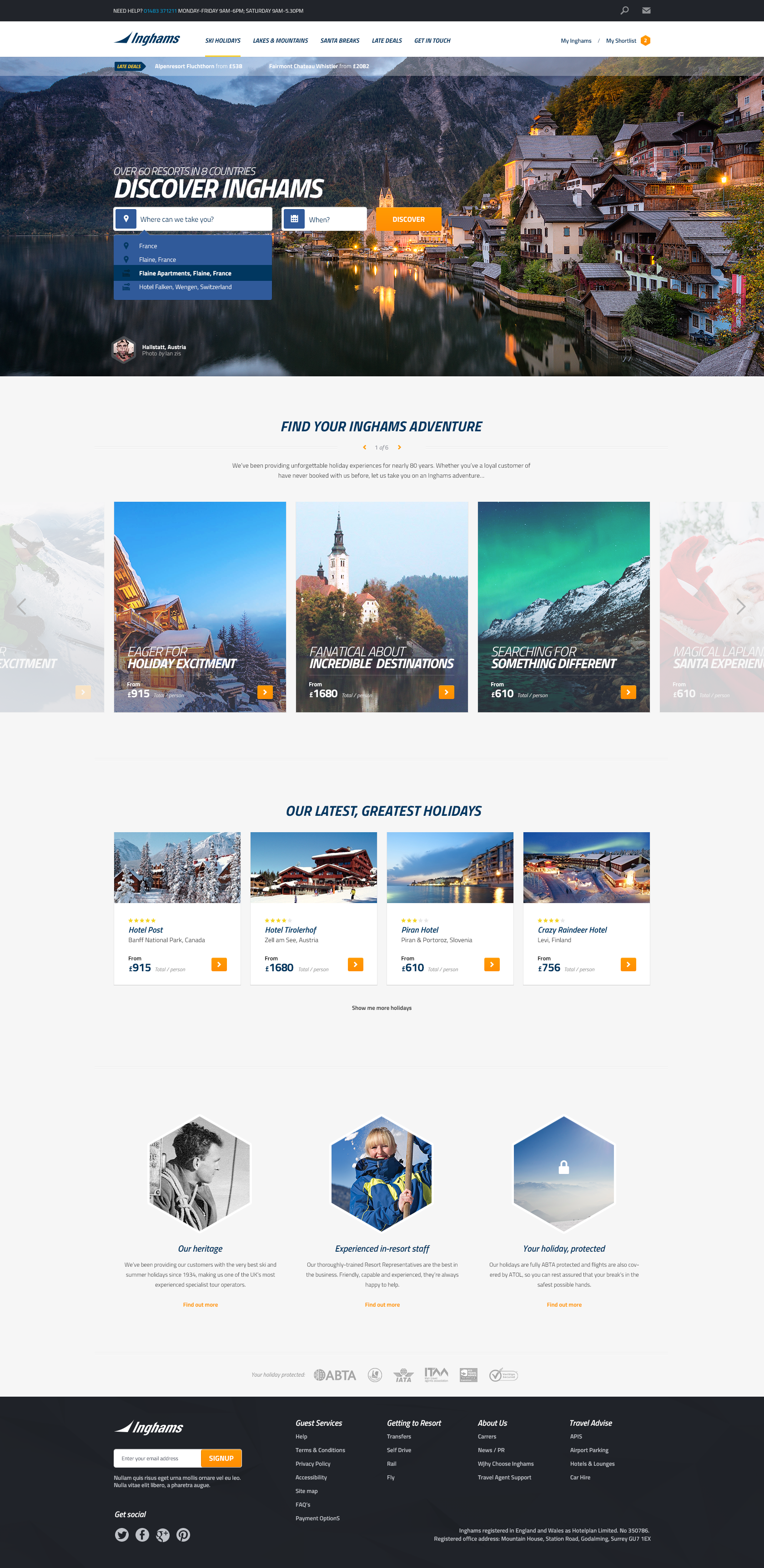 inghams–homepage